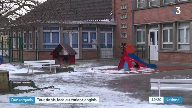 Dunkerque : un protocole sanitaire renforcé face au variant anglais du Covid-19