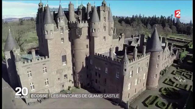 Écosse : à la découverte des fantômes du château de Glamis