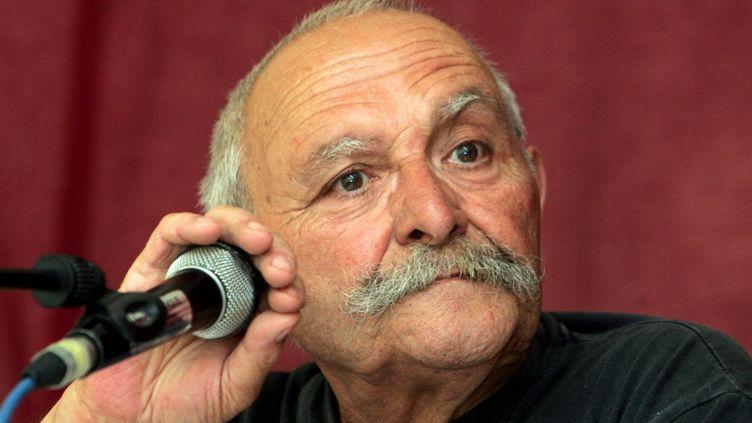 Le poète et écrivain Yves Rouquette  (PHOTOPQR/LA DEPECHE DU MIDI)