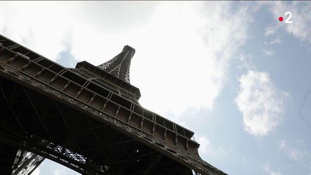 Paris : la Tour Eiffel de nouveau ouverte au public