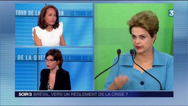 Brésil : vers un règlement de la crise ?