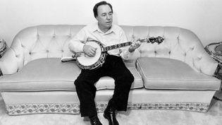 Earl Struggs, le roi du banjo est mort  (Mark Humphrey / AP / SIPA)