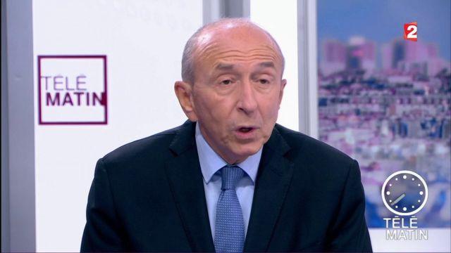 Les 4 Vérités : Gérard Collomb annonce le déploiement de 2 000 personnes à Saint-Martin