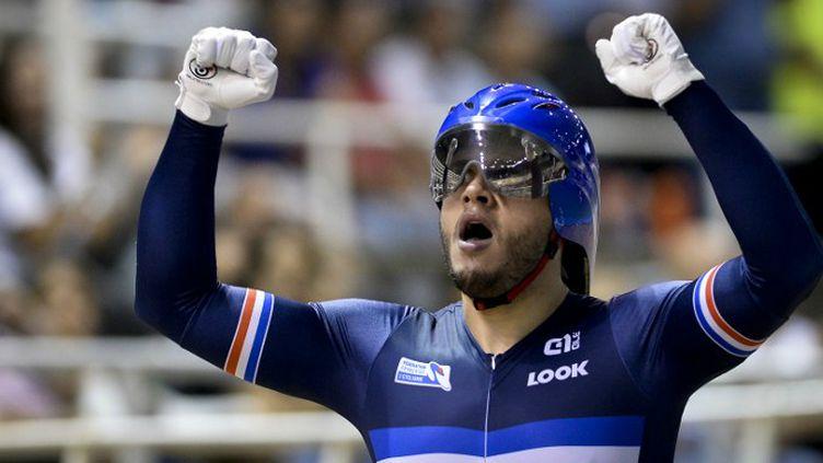 Quentin Lafargue, le deuxième homme de la vitesse française