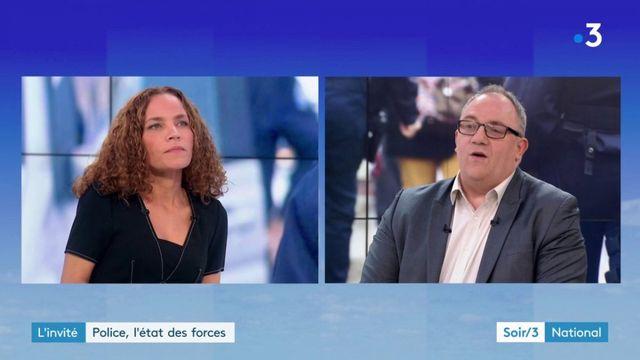 """Stanislas Gaudon (syndicat Alliance police nationale) : """"le LBD est nécessaire"""""""