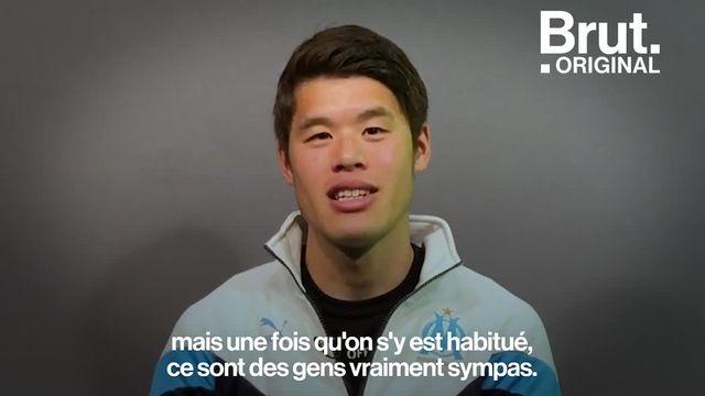 Brut a rencontré Hiroki Sakai qui joue à l'OM depuis 2016. La passion, la ponctualité, le racisme… Il évoque les différences entre le Japon et la France.