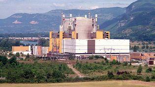 Centrale nucléaire Superphénix à Creys-Malville (Isère). (MAXPPP)