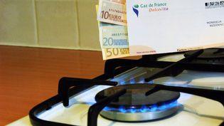 Les tarifs réglementés du gazvont à nouveau augmenter le 1er octobre, de12,6%. Photo d'illustration. (SEBASTIEN JARRY / MAXPPP)