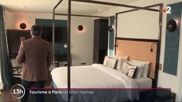 Tourisme : l'hôtellerie durement touchée par la crise sanitaire