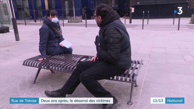 Témoignages : le désarroi des victimes de l'explosion rue de Trévise