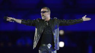 George Michael en 2012  (LEON NEAL / AFP)