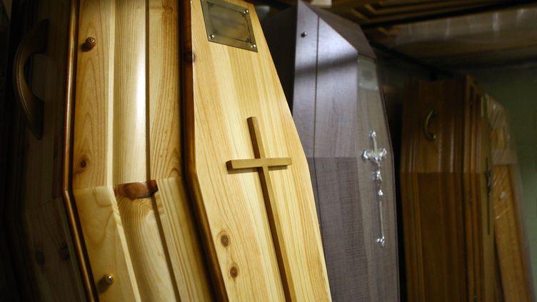 Les pompes funèbres de Saint-Pourçain-sur-Sioule (Allier) ont rendu à une famille un corps qui n'était pas celui de son défunt. (Photo d'illustration) (MAXPPP)
