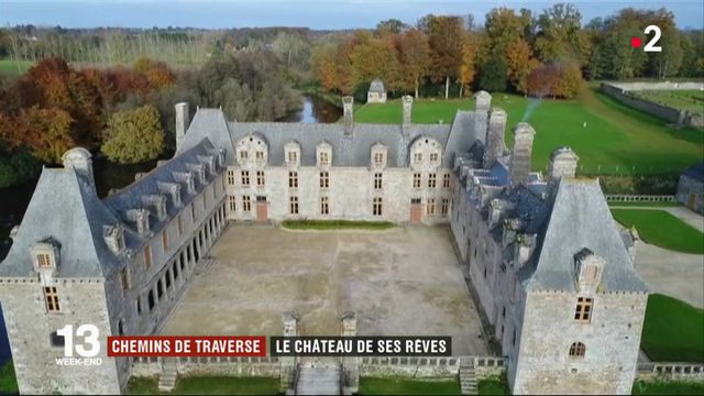 Chemins de traverse : le château du Rocher-Portail s'est ouvert au public, après quatre siècles loin des regards