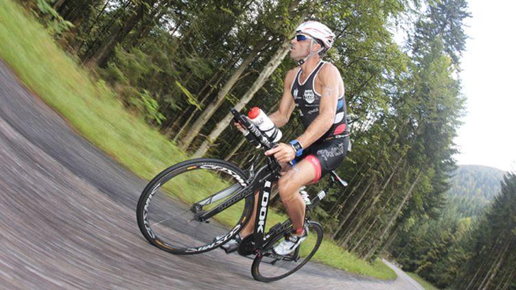 L'ancien champion du monde Sylvain Sudrie, 2e cette année