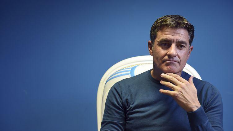 Le technicien espagnol, Michel (ANNE-CHRISTINE POUJOULAT / AFP)
