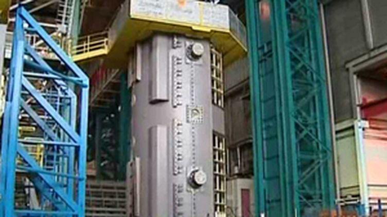Turbine d'une centrale nucléaire (© France)