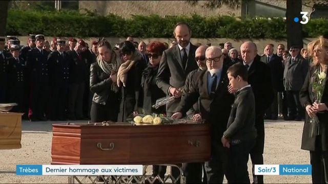 Trèbes : un dernier hommage aux victimes