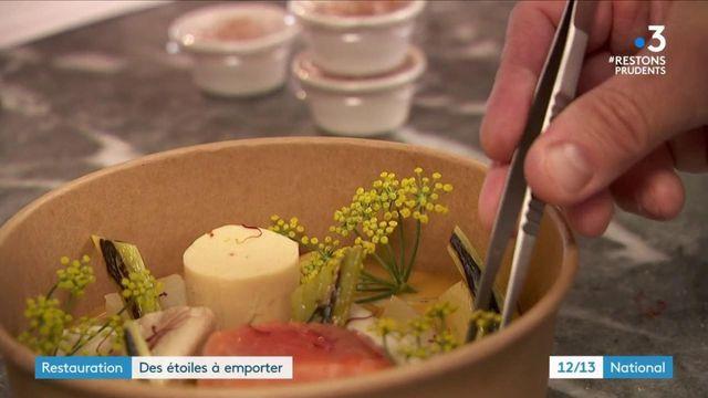 Gastronomie : des plats de chefs étoilés à emporter