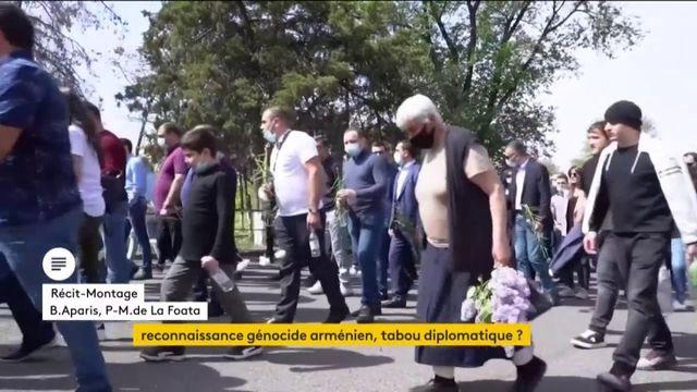 Etats-Unis : Joe Biden reconnaît officiellement le génocide arménien