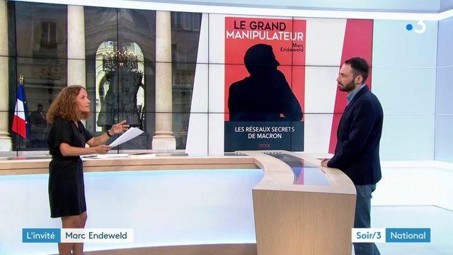 """Marc Endeweld : """"Emmanuel Macron aime séduire par de belles paroles"""""""