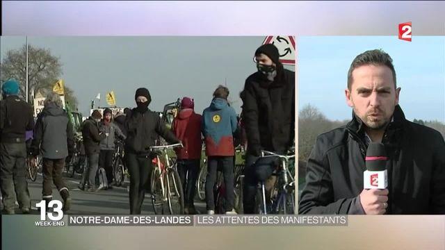 Notre-Dame-des-Landes : qu'attendent les opposants à l'aéroport ?