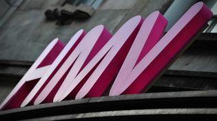 Enseigne du disquaire HMV à Londres  (CARL COURT / AFP)