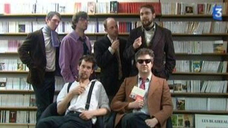 """Les Blaireaux présentent """"Bouquet d'orties"""" leur nouvel album  (Culturebox)"""