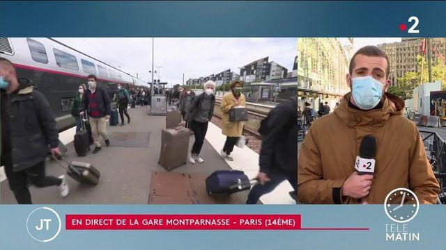 Pont de l'Ascension: un million de voyageurs attendus dans les gares