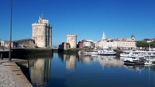 Les tours de La Rochelle. (DAVID MOREL / RADIO FRANCE)