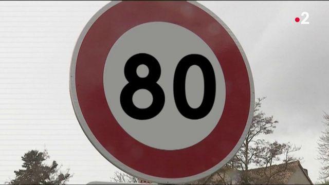 Sécurité routière : les maires pourront décider du retour aux 90 km/h