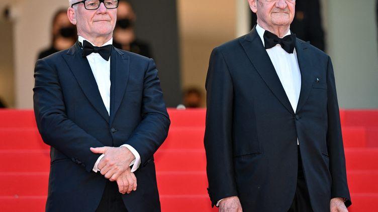 Thierry Frémaux, délégué général du Festival de Cannes, 8 juillet 2021 (MUSTAFA YALCIN / ANADOLU AGENCY)