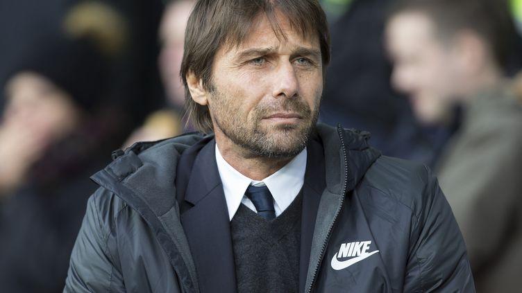 Antonio Conte. (ROLAND HARRISON / AFP)
