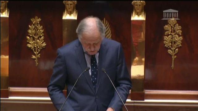 """Noël Mamère à Manuel Valls : """"Cette révision instaure les """"conditions d'une société de suspicion"""""""