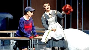 """""""Les Noces de Figaro"""" une co-production de quatre théâtres nationaux  (France 3 / Culturebox)"""