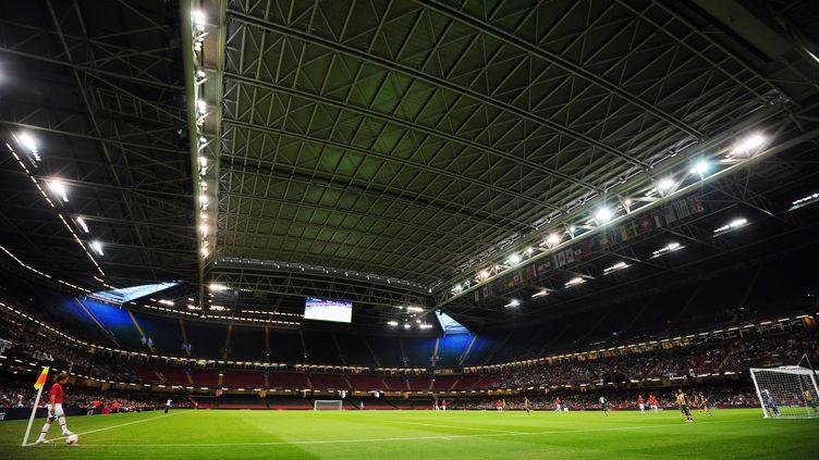 Le Millennium Stadium devrait être le théâtre de la finale de la Ligue des champions 2017. (GLYN KIRK / AFP)