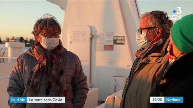 Charente-Maritime : l'Île d'Aix, un petit paradis sans coronavirus