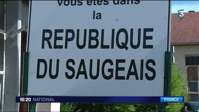 Micronation : la République du Saugeais