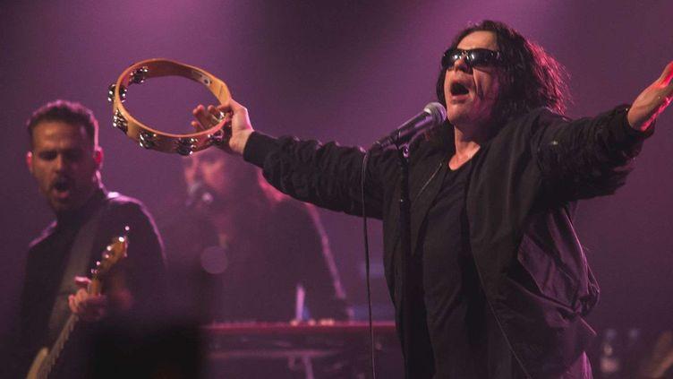 The Cult sur scène à Nottingham en février 2016  (RMV/Shutterstock/SIPA)