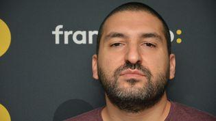 Le trompettiste franco-libanais Ibrahim Maalouf. (JEAN-CHRISTOPHE BOURDILLAT / RADIO FRANCE)