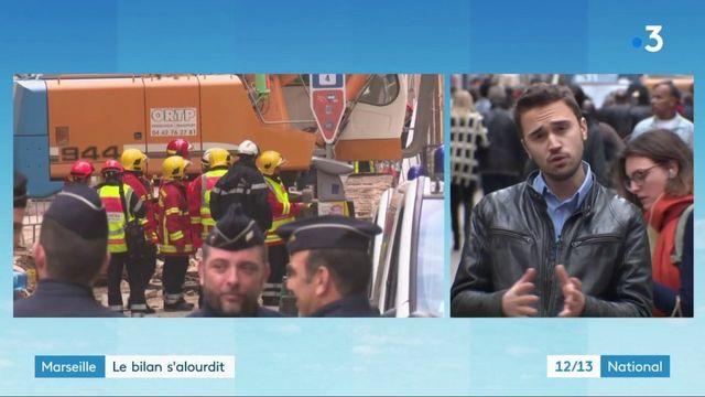 Marseille : les habitants réclament des réponses