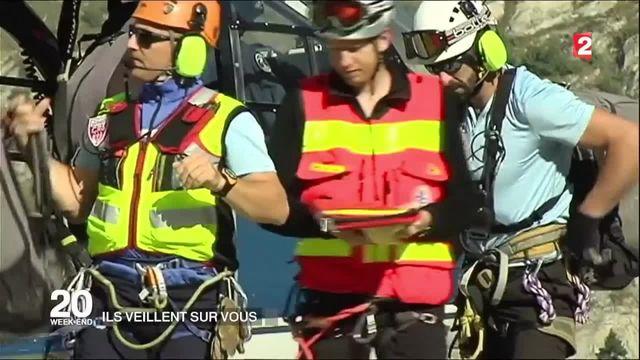Savoie : le quotidien des sauveteurs de haute montagne