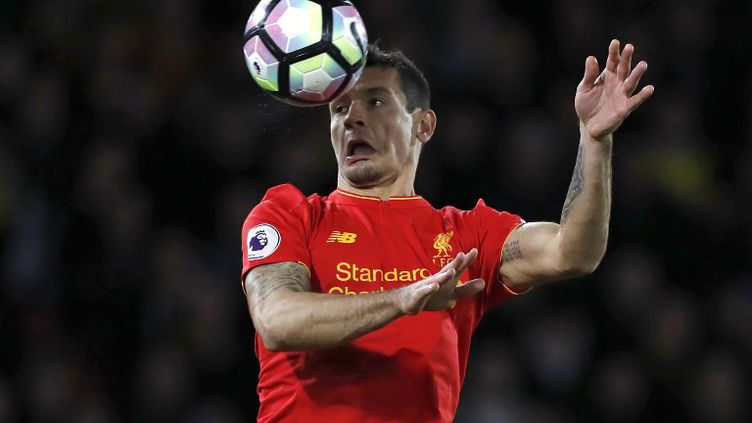 Dejan Lovren (Liverpool) (ADRIAN DENNIS / AFP)