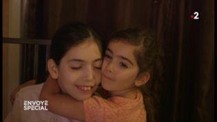 Comment le cannabis thérapeutique a changé la vie de Kaylah et de sa famille (ENVOYÉ SPÉCIAL  / FRANCE 2)
