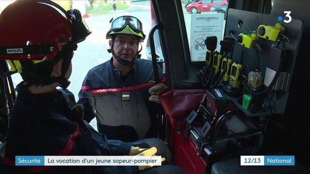 Bouches-du-Rhône : à la découverte de l'école des sapeurs-pompiers de Roquefort-la-Bédoule