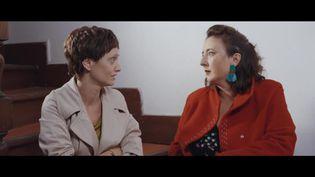 """""""Le chemin d'Emilie"""", websérie en 4 épisodes de l'Oncopole de Toulouse (CAPTURE ECRAN FRANCE 3)"""
