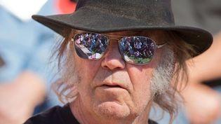Ney Young en septembre 2014 dans le Nebraska  (Mark Davis/AP/SIPA)