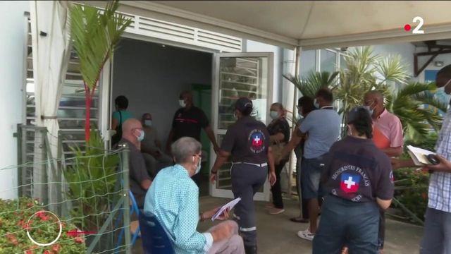Covid-19: la Guyane touchée de plein fouet par le variant brésilien