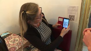 "L'application ""Carnet de rappel"". (France 3 Grand Lyon)"