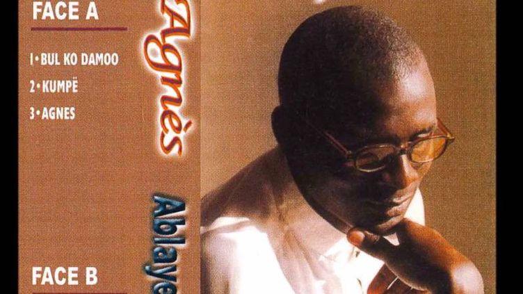 "Pochette de ""Agnès"" d'Ablaye Mbaye  (DR)"