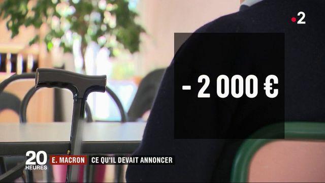 Grand débat : ce qu'Emmanuel Macron devait annoncer